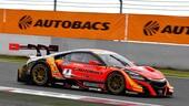 Super GT:Honda domina al Fuji, Quintarelli 2°