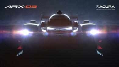 Imsa: Acura, nuovo prototipo per la 24 Ore di Daytona 2018