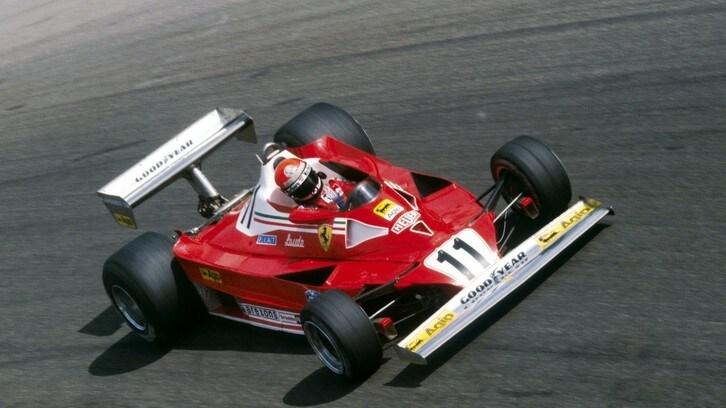 Formula 1 '77: il tramonto Rosso di Lauda e l'alba Villeneuve