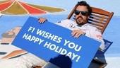 Alonso, bicchiere mezzo pieno a metà stagione