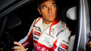 Rally: nuova sessione di test per Loeb con Citroen