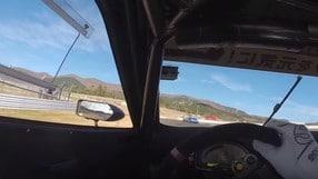 Nissan GT-R Nismo GT3: on board al Fuji