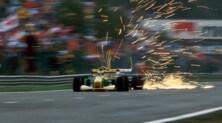 Spa 1992, la prima vittoria di Schumacher