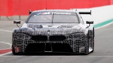 Bmw M8 Gte, prosegue lo sviluppo della vettura per Le Mans