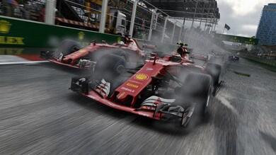 F1 2017, emozioni virtuali col nuovo videogame: il trailer
