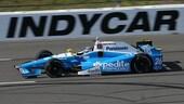 IndyCar, Sato in pole a Pocono, Hunter-Reay in ospedale
