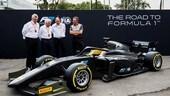 Formula 2, a Monza svelata la monoposto Dallara 2018-2020