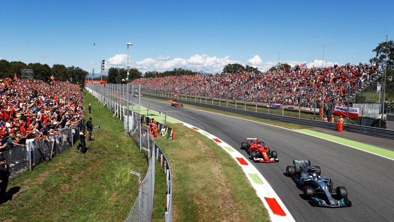 F1: il Gran Premio d'Italia in diretta su Sky Sport