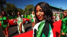 Formula 1 Monza, le foto delle grid girl