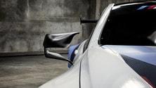 Bmw M8 GTE, la belva per Le Mans: foto