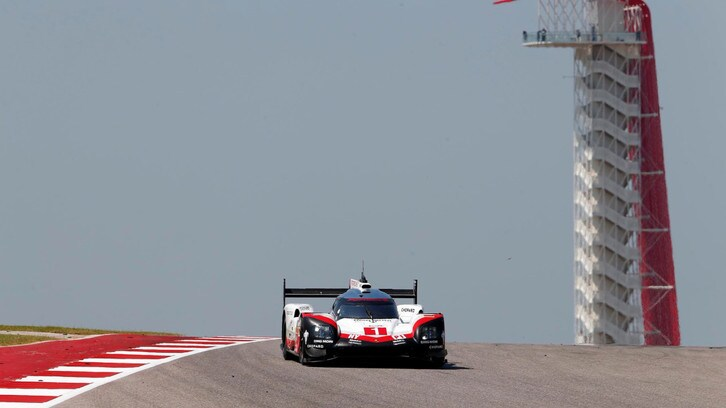 6 Ore di Austin: Porsche domina in qualifica, sorpresa Ferrari