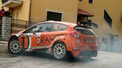 Campionato Italiano Rally, Campedelli trionfa a Roma e riapre il campionato