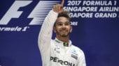"""F1 Singapore, Hamilton profetico: """"Oggi Dio mi ha benedetto"""""""