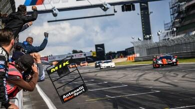 Lamborghini Super Trofeo Europa, al Nürburgring doppietta Grenier-Spinelli