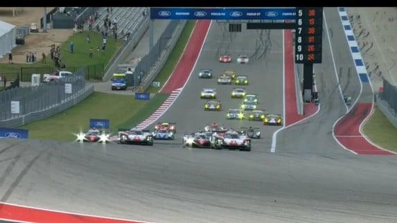 WEC - 6 Ore Texas: altra vittoria per Porsche