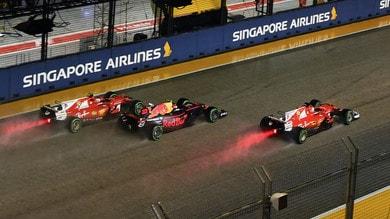 Formula 1, sfatiamo i luoghi comuni sul'incidente di Singapore