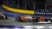 Formula 1 Singapore: Alonso, sogni di gloria infranti