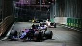 Formula 1 Singapore: Sainz brilla, Toro Rosso ha Williams nel mirino