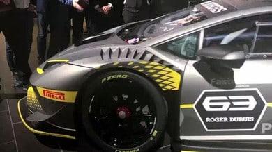 Lamborghini Huracàn Super Trofeo Evo: una boccata d'aria fresca