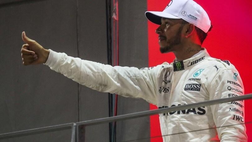 Hamilton diventerà più grande di Michael Schumacher?