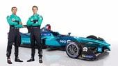 Luca Filippi al via in Formula E con la Nio