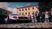 DTM: Maro Engel si sposa con la Mercedes AMG C63 da corsa