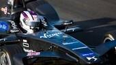 Highlight dei test prestagione della Formula E a Valencia