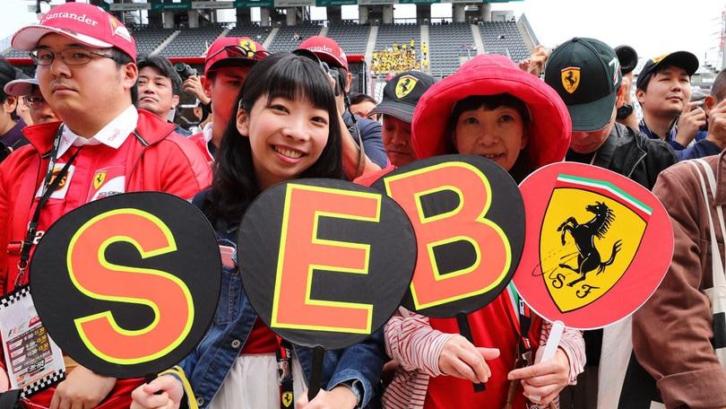 Formula 1: il Circus è big in Japan