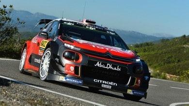WRC, Rally Catalunya: vince Meeke, Ogier e M-Sport vedono il titolo