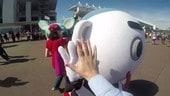 F1 Giappone, Suzuka come non l'avete mai vista
