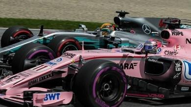 Force India: budget cap, un piano subito poi le integrazioni