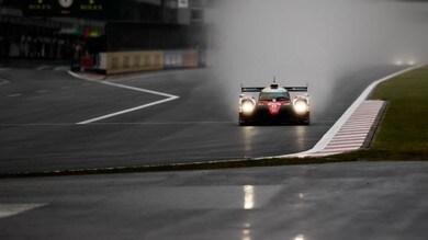 Wec Fuji, Toyota torna al successo nella 6 Ore della pioggia