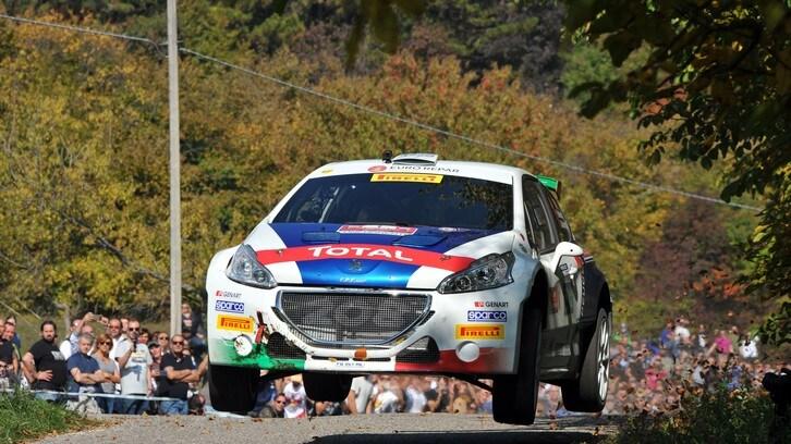 Campionato Italiano Rally, Andreucci conquista il 10° titolo al Due Vally