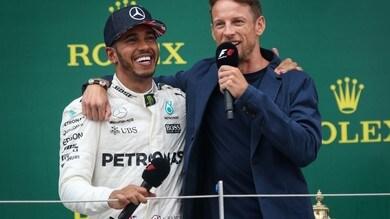 Button: Hamilton il più veloce, Alonso il più completo
