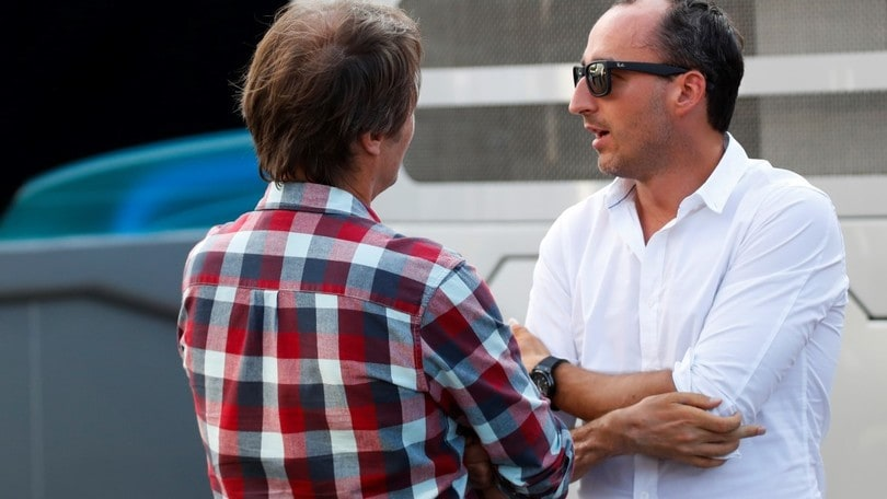 Formula 1, Kubica: bene anche la seconda sessione di test con Williams