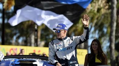 WRC, Toyota ingaggia Ott Tanak per il 2018