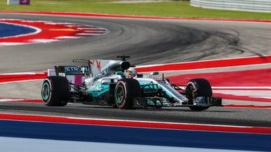 Formula 1 USA, Lewis e il Serpente