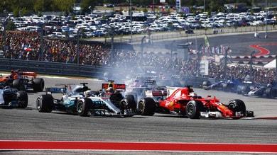 Formula 1 USA, analisi gara: un successo di velocità e strategia