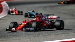 Formula 1 USA: Vettel, è mancata la Ferrari formato gara