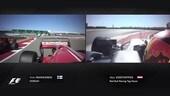 Formula 1, tutto sul caso Raikkonen-Verstappen