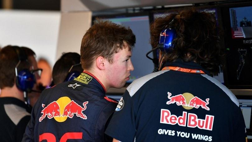 Formula 1, Marko chiude la porta a Kvyat