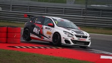 TCR Europe Trophy ad Adria