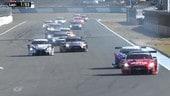 Super GT - Motegi: Quintarelli vince ma non basta