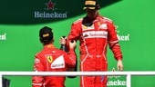 Formula 1: Briatore bacchetta Vettel e Raikkonen