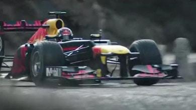 Buemi affronta il Gottardo con la Red Bull RB08