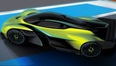 Aston Martin e Newey: Valkyrie AMR Pro, sensazioni da prototipo