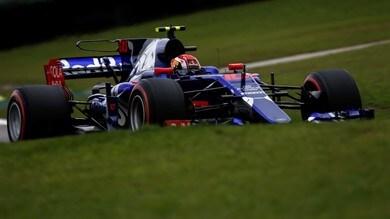 Formula 1, Toro Rosso conferma Gasly e Hartley per il 2018