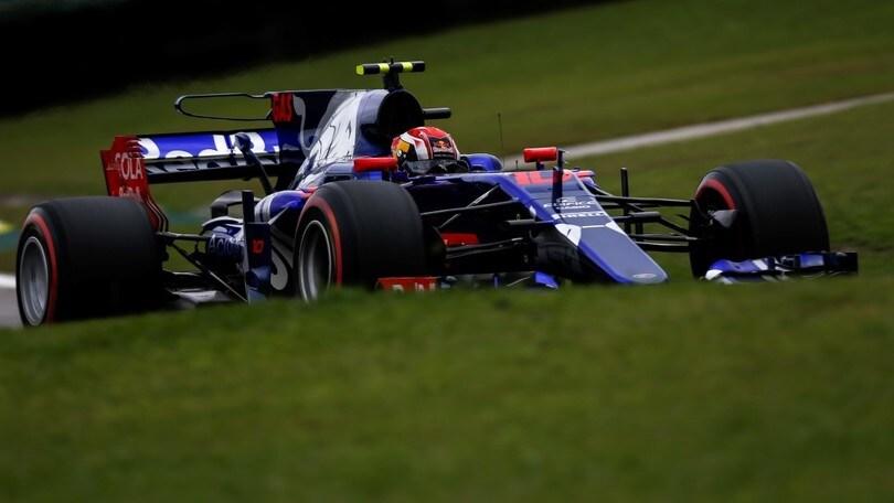 F1, Gasly e Hartley confermati in Toro Rosso per il 2018