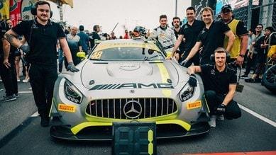 FIA GT World Cup, Mortara ancora Re di Macao