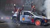 WRC,Neuville vince il Rally d'Australia